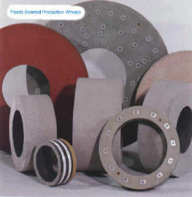 Research Abrasive Plastic Bonded Grinding Wheels